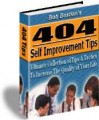 404 Self Improvement Tips Resale Rights Ebook