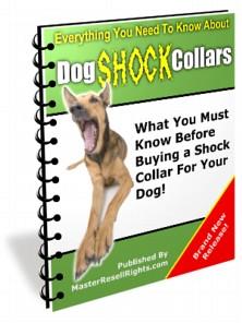 Dog Shock Collars Mrr Ebook