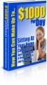 How You Can Make Up To 1000 Per Day Resale Rights Ebook