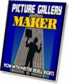 Picture Gallery Maker MRR Software