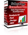 Sales Page Examiner Pro Mrr Software