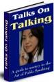 Talks On Talking Resale Rights Ebook