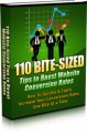 110 Bite-Sized Tips To Boost Website Conversion Rates ...