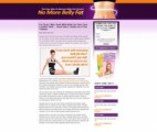 Belly Fat Landing Page Template Personal Use Template