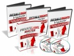Resale Rights Marketer Mrr Ebook With Video