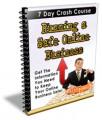 Running A Safe Online Business Ecourse PLR ...