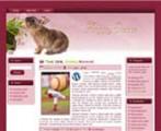 Easter WordPress Theme MRR Template