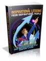 Inspirational Lessons MRR Ebook