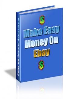 Make Easy Money On Ebay Plr Ebook