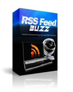 RSS Feed Buzz Mrr Software