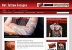 Tattoo Niche Blog Personal Use Template With Video