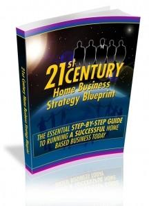 21st Century Home Business Strategy Blueprint Mrr Ebook