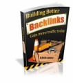 Building Better Backlinks Mrr Ebook