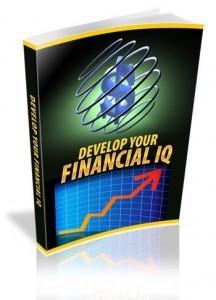 Develop Your Financial IQ Mrr Ebook