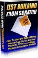 List Building From Scratch Mrr Ebook