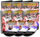 Surefire Negotiation Tactics Mrr Ebook With Audio & Video