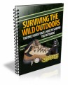 Surviving The Wild Outdoors Mrr Ebook