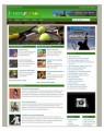 Tennis Niche Blog PLR Template