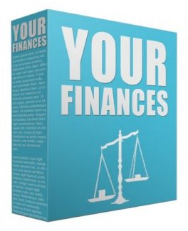 25 Finance PLR Article