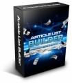 Article List Builder MRR Software