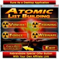 Atomic List Building MRR Software