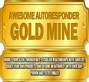 Awesome Autoresponder Gold Mine Resale Rights ...