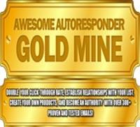 Awesome Autoresponder Gold Mine Resale Rights Autoresponder Messages