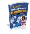 Beginners Online Business Handbook Resale Rights Ebook