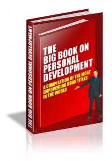 Big Book On Personal Development MRR Ebook