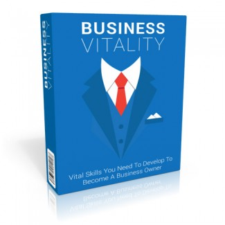 Business Vitality Personal Use Ebook