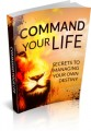 Command Your Life MRR Ebook