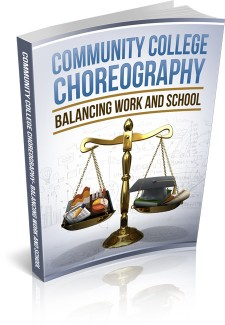 Community College Choreography MRR Ebook