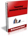 Copywriting Development And Strategy MRR Ebook