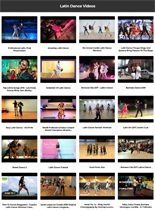 Latin Dance Instant Mobile Video Site MRR Software