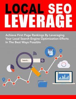 Local Seo Leverage MRR Ebook