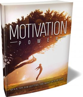 Motivation Power MRR Ebook