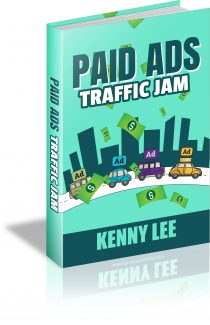 Paid Ads Traffic Jam MRR Ebook