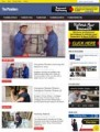 Plumbing Niche Blog Personal Use Template