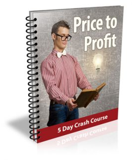 Price To Profit PLR Autoresponder Messages
