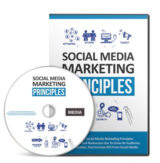 Social Media Marketing Principles Upgrade MRR Video With Audio