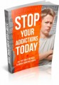Stop Your Addictions Today MRR Ebook