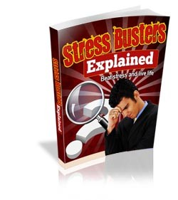 Stress Busters Explained MRR Ebook