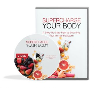 Supercharge Your Body Video Upgrade MRR Video With Audio