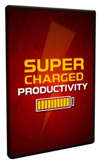 Supercharged Productivity Video Upgrade MRR Video With Audio