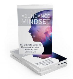 The Abundance Mindset MRR Ebook