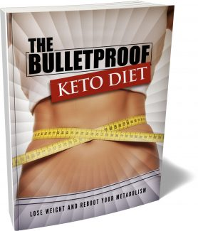 The Bulletproof Keto Diet MRR Ebook