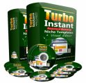 Turbo Instant Niche Templates Personal Use Software ...