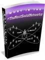 What Is The Next Social Network PLR Ebook