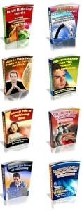 8 Brand New PLR EBooks Pack Plr Ebooks
