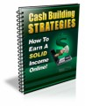 Cash Building Strategies Plr Ebook